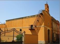 Veduta della Chiesa di San Valeriano