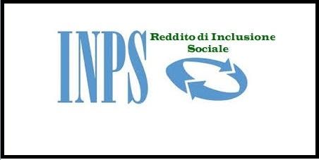 REIS - Reddito di inclusione sociale  2018