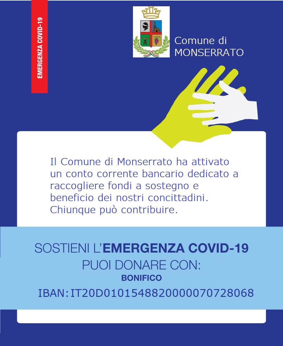 Manifesto donazione
