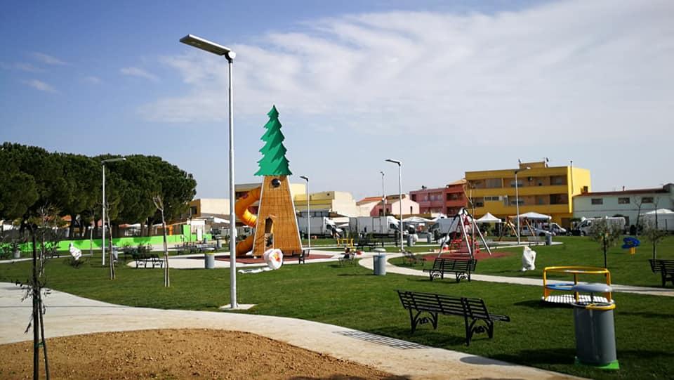 Parco Magico via dell'Argine
